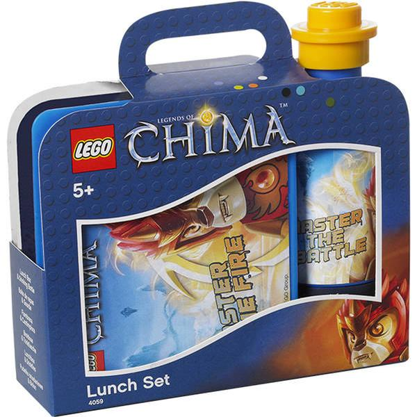 Room Copenhagen Lego Chima Lunch Set