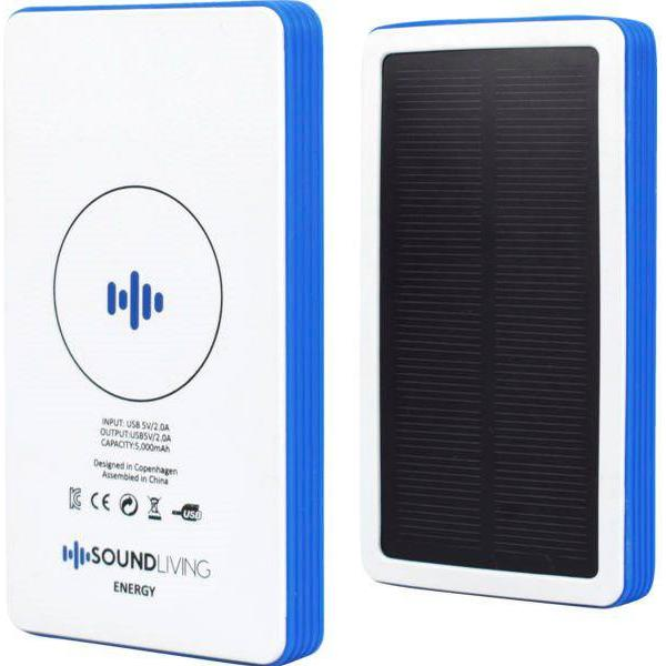 Soundliving Energy Powerbank