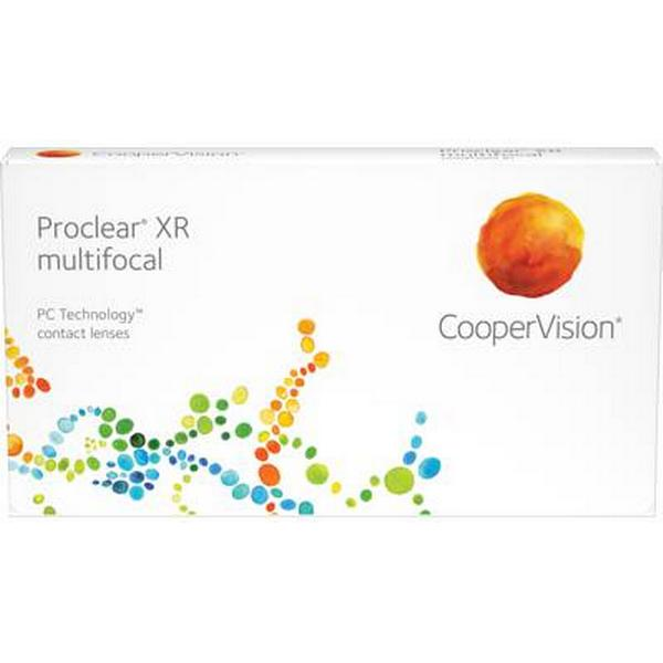 CooperVision Proclear Multifocal XR 3-pack