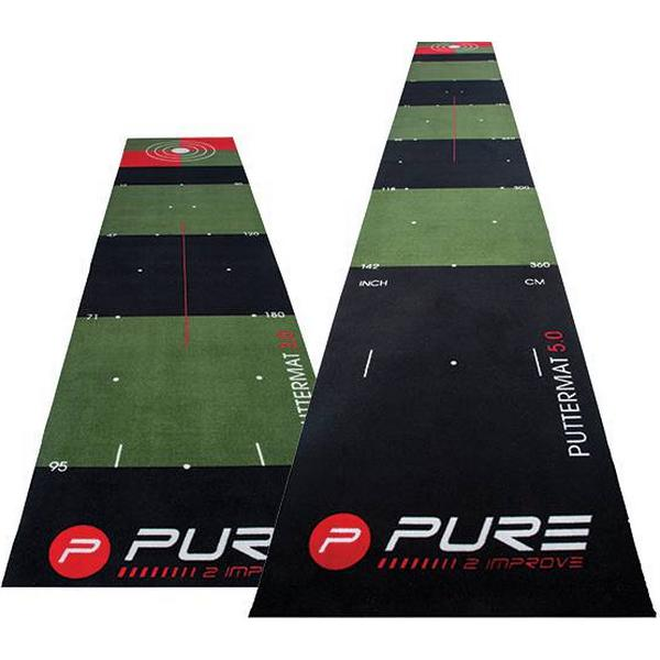 Pure2Improve Putting Mat 5.0