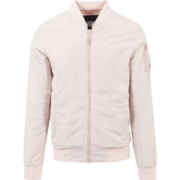 Urban Classics Light Bomber Jacket Light Pink