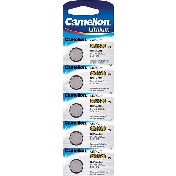 Camelion CR1620 5-pack
