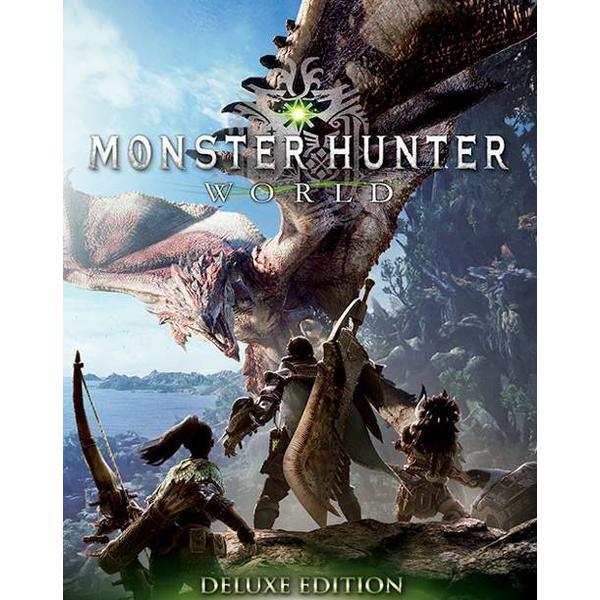 Warriors Orochi 4 Data: Monster Hunter: World Deluxe Edition PC