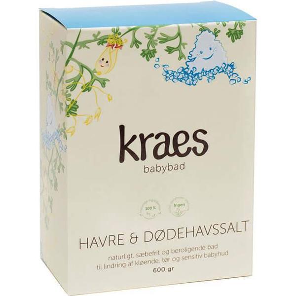 Kraes Babybad Havre & Dødehavssalt 600g