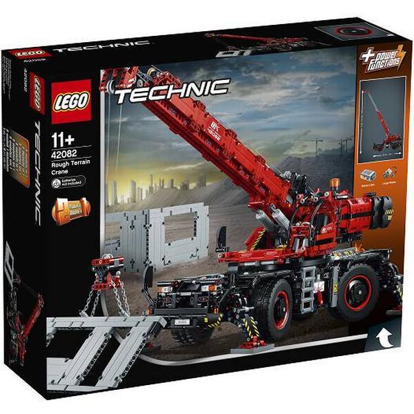 Lego Technic Terrængående Kran 42082
