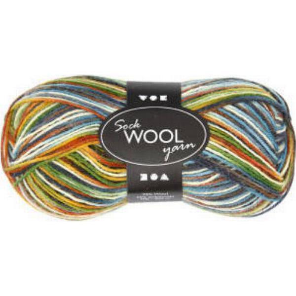 Sock Wool Yarn Harmony 200m