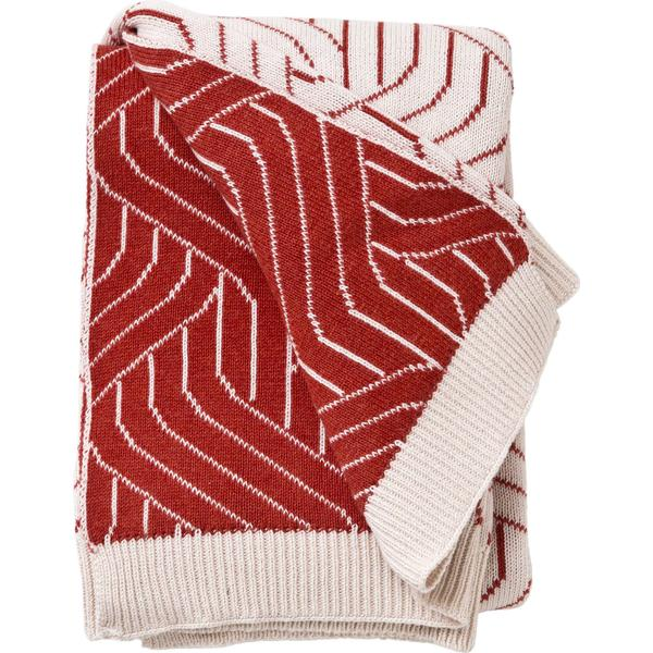 Garbo&Friends Strada Rust Blanket