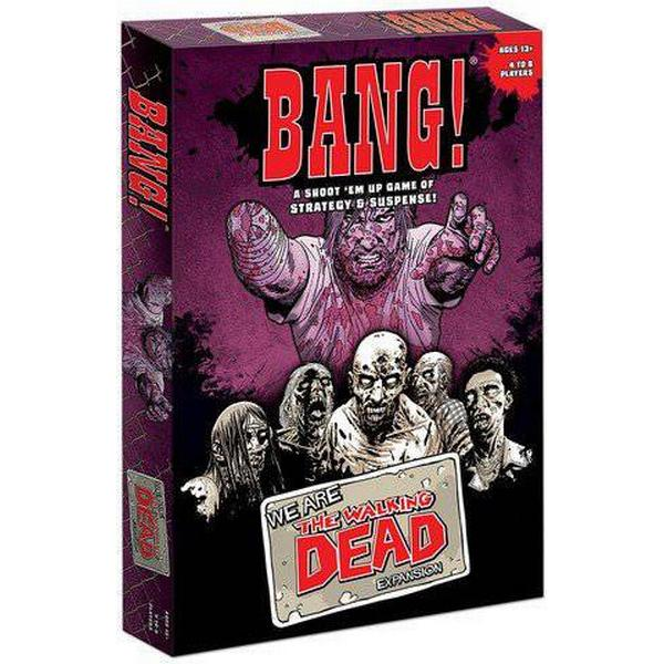 USAopoly Bang!: Walking Dead We are the Walking Dead