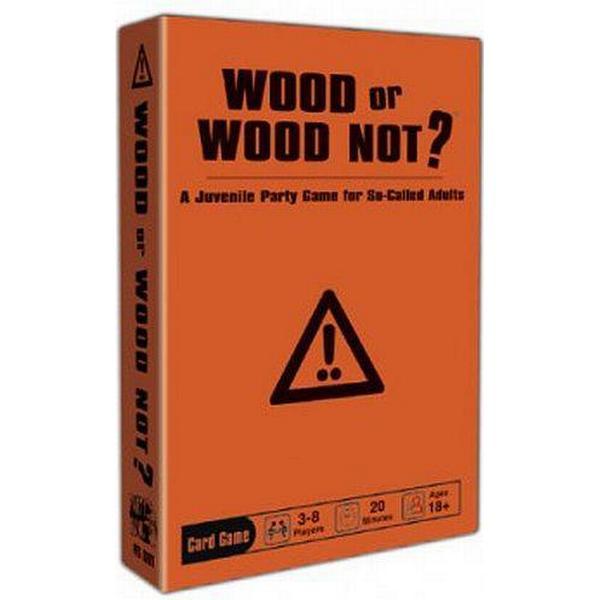 Steve Jackson Games Wood or Wood Not?