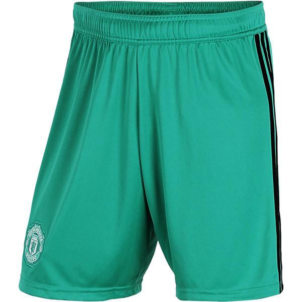 Adidas Manchester United Home Goalkeeper Shorts 18/19 Sr