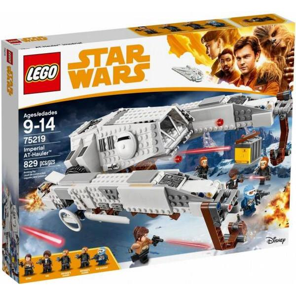 Lego Star Wars Imperial AT-Hauler 75219