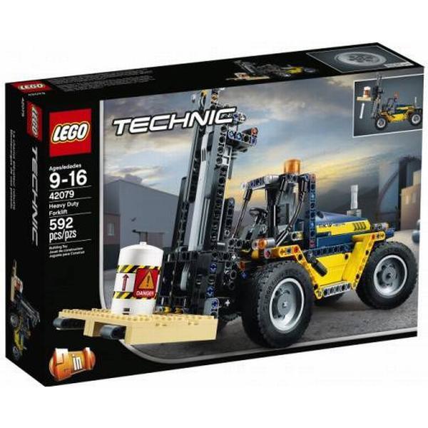 Lego Technic Heavy Duty Forklift 42079
