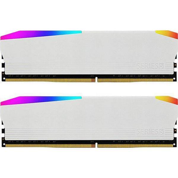 Antec 5 Series RGB White DDR4 3000MHz 2x8GB (AMD4UZ130001608G-5DB)