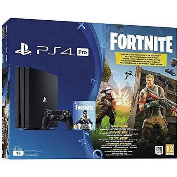 Sony PlayStation 4 Pro 1TB - Fortnite