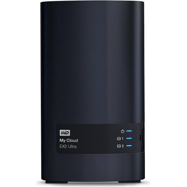 Western Digital My Cloud EX2 Ultra 8TB