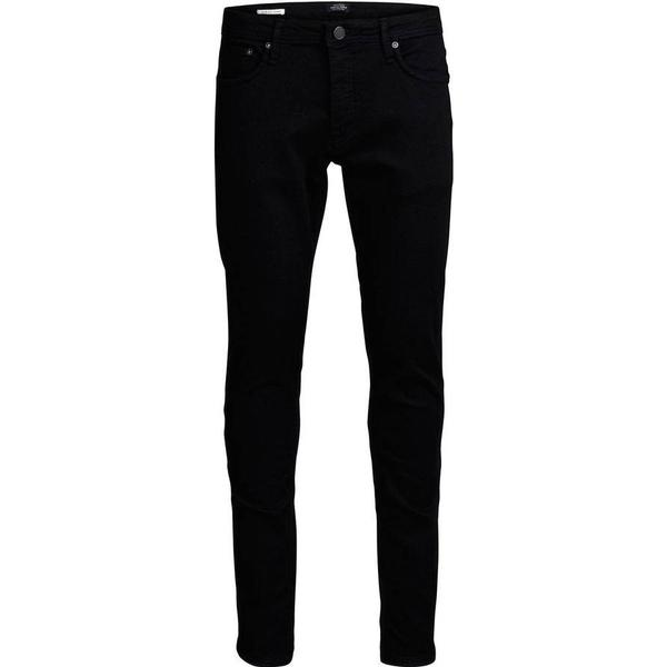 Jack & Jones Glenn Felix Am 046 Slim Fit Jeans - Black/Black Denim