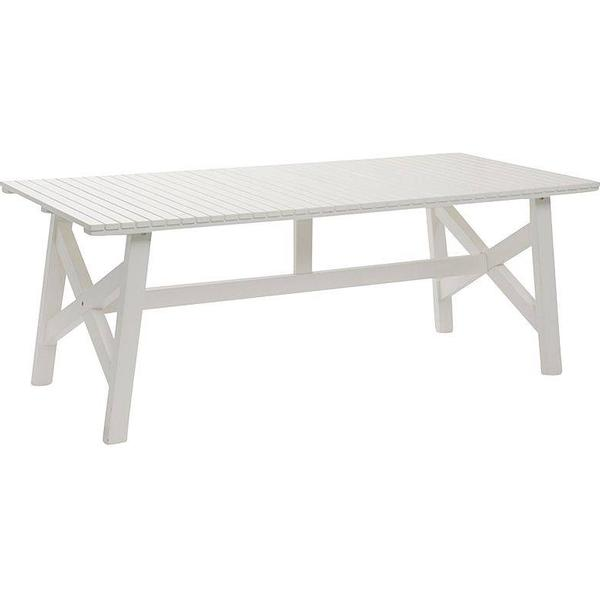 Hillerstorp Bullerö 90x200 Spisebord
