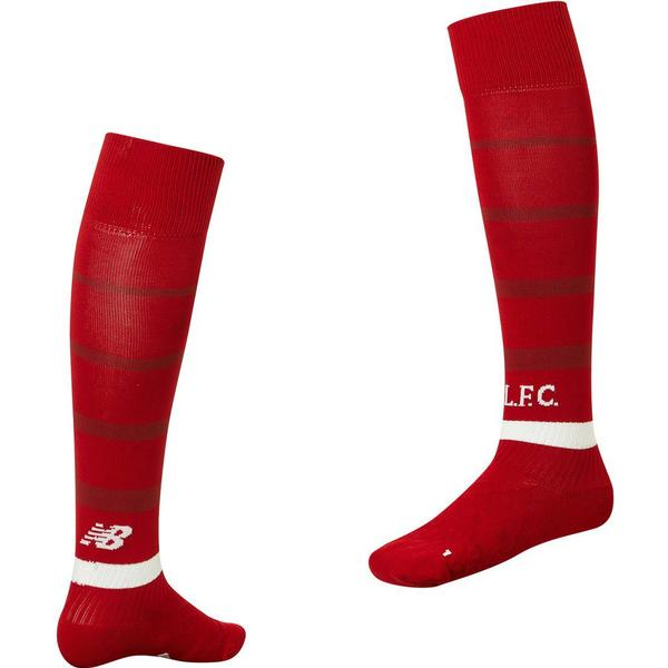 New Balance Liverpool Home Sock 18/19 Youth