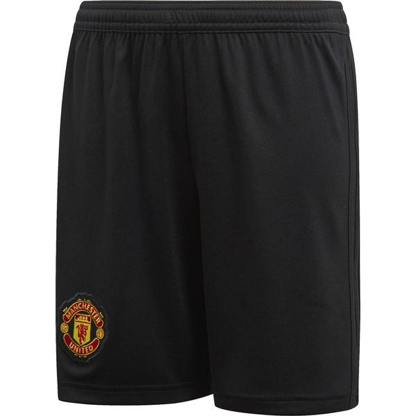 Adidas Manchester United Home Shorts 18/19 Youth