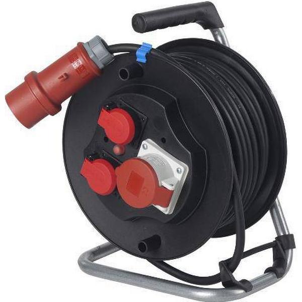Schwabe 10158 3-way 20m Cable Drum