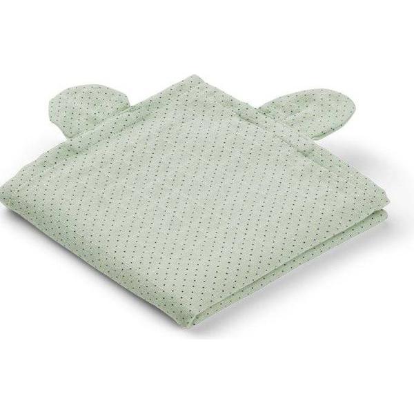 Liewood Hannah Muslin Cloth Mr Bear 2pack
