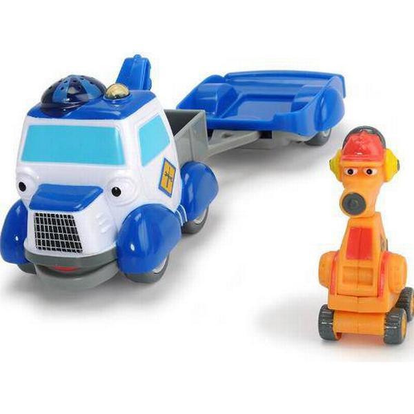 Dickie Toys Heroes of the City Legesæt Berra Kranvogn