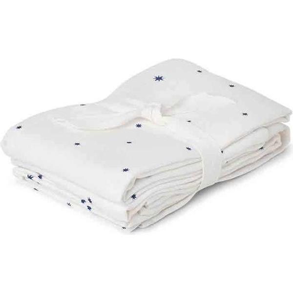 Liewood Hannah Muslin Cloth Print Rising Star 2-pack