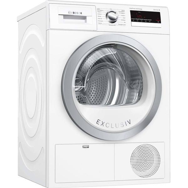 Bosch WTH8528PSN Hvid
