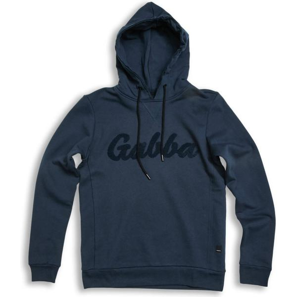 Gabba Alton Logo Hoodie DK. Navy