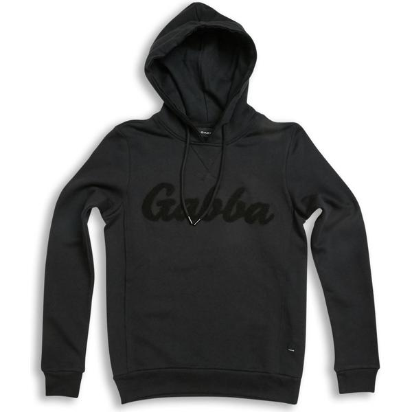 Gabba Alton Logo Hoodie Black