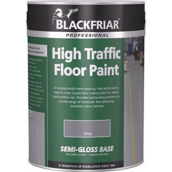Blackfriar Professional High Traffic Floor Paint Grey 5L