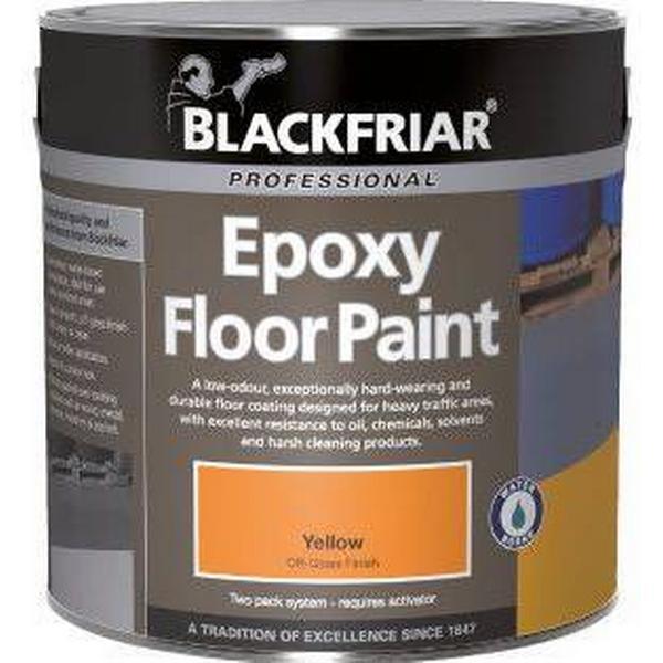 Blackfriar Epoxy Floor Paint Black 5L