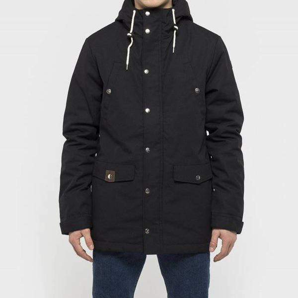 RVLT/Revolution Parka Jacket Black