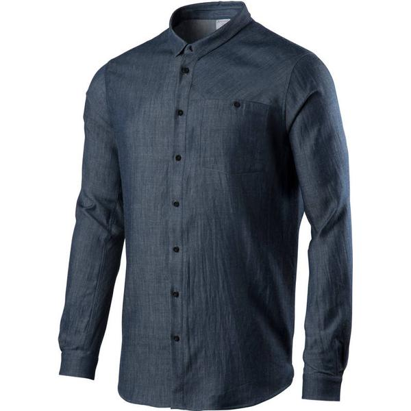 Houdini M's Out And About Shirt - Blue Illusion