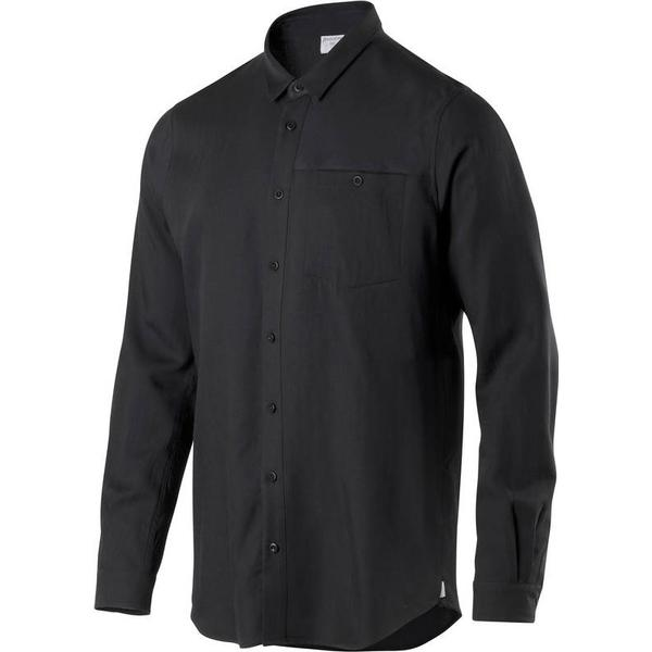 Houdini M's Out And About Shirt - True Black