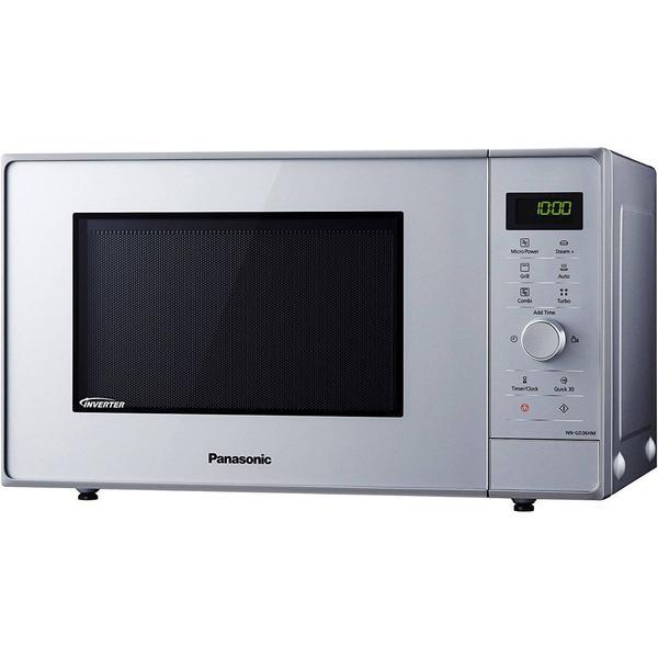 Panasonic NN-GD36HMSUG Sølv