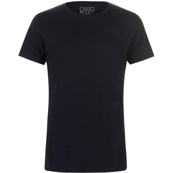 Firetrap Trek T-shirt - Navy