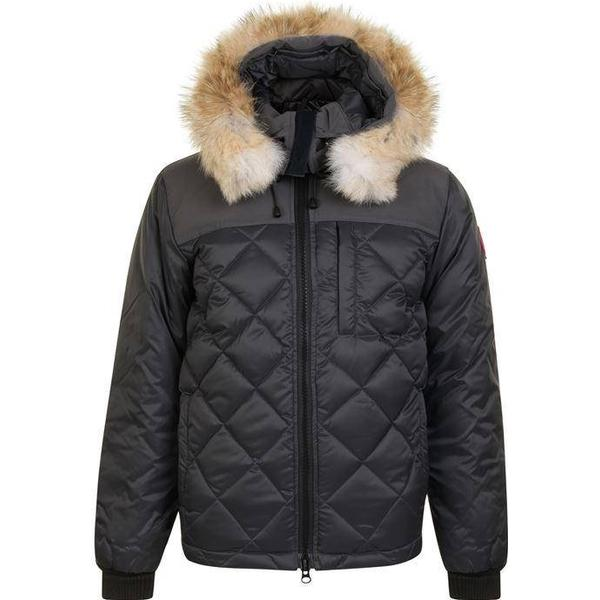 Canada Goose Pritchard Parka Coat Graphite