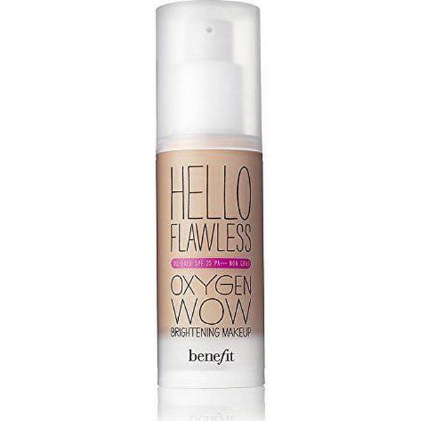 Benefit Hello Flawless Oxygen Wow SPF25 Toasted Beige Warm Me Up