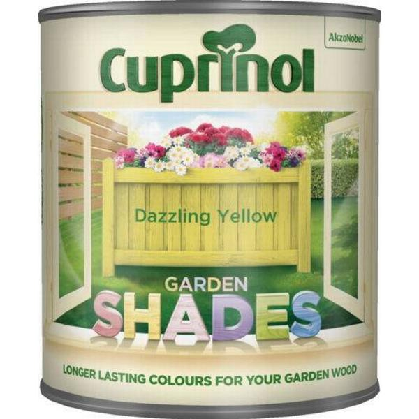 Cuprinol Garden Shades Wood Paint Yellow 2.5L