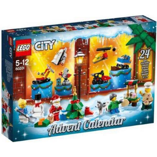 Lego City Advent Calendar 2018 60201