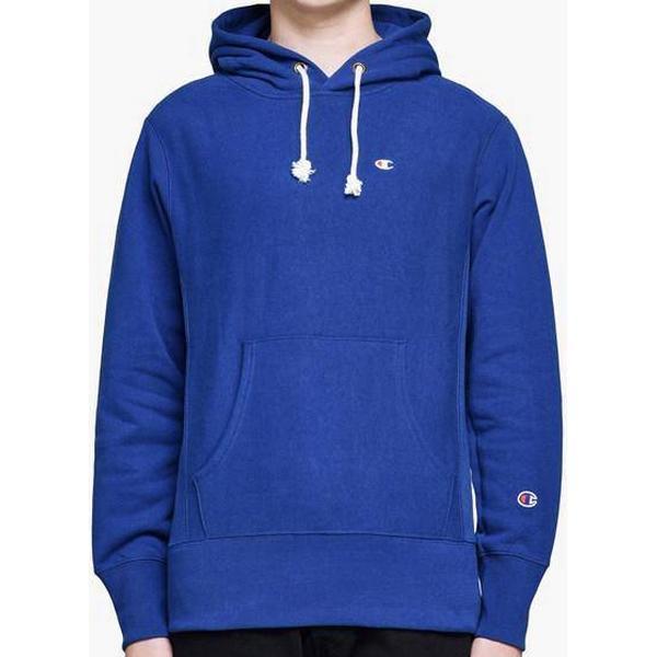 Champion Reverse Weave Hoodie Nautical Blue