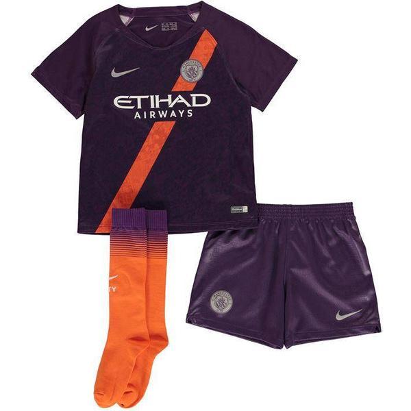 Nike Manchester City Third Jersey Mini Kit 18/19 Youth