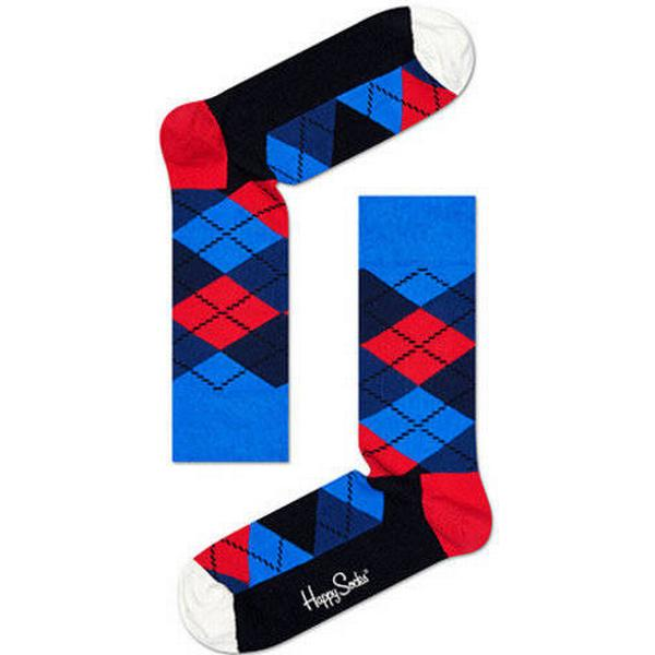 Happy Socks Argyle Sock Red/Blue