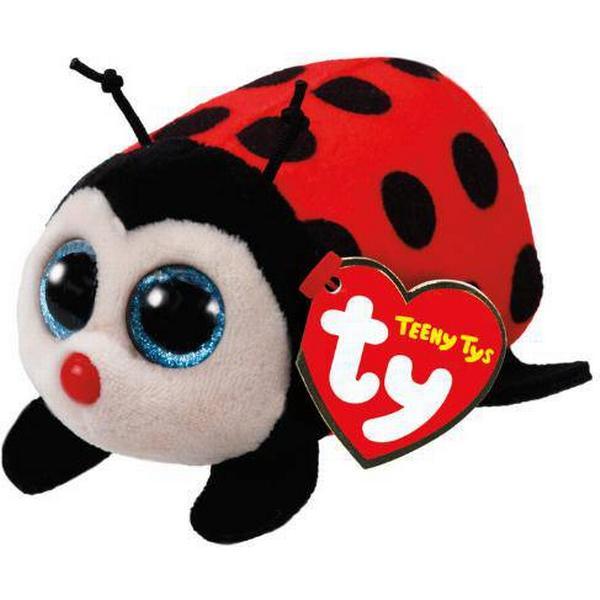 TY Teeny Trixy Lady Bug 10cm