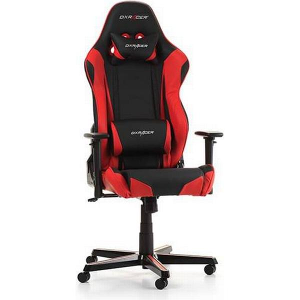 DxRacer Racing RO-NR Gaming Chair - Black/Red