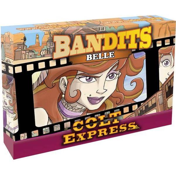 Ludonaute Colt Express: Bandits Belle