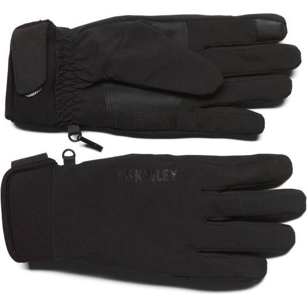 Mckinley Softshell Tunn Handske Unisex Black