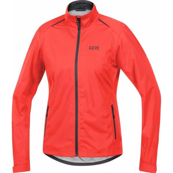 180b2d16123 Gore Bike Wear C3 Active Jacket Women - Lumi Orange/Terra Grey (100041)