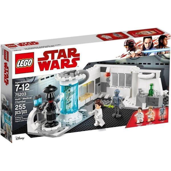 Lego Star Wars Hoth Hospitalsrum 75203